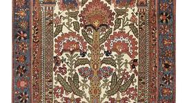 Ferahan antik, Persien