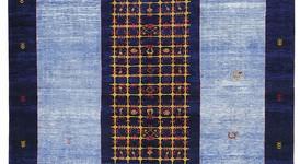 Luribaf, Persien, reine Pflanzenfarben