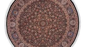Bidjar, Persien, Sonderformat rund