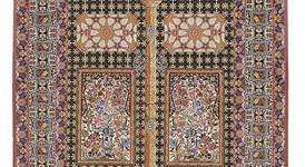 Isfahan auf und mit Seide, Persien