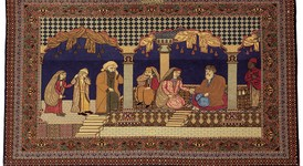 Kaschan antik, Dabir Sanayeh, Persien