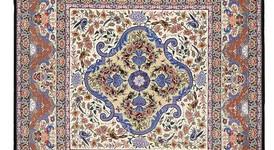 Isfahan mit Seide, Mahdii, Persien